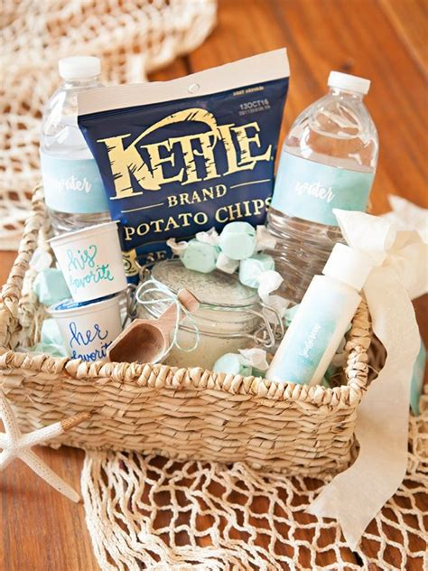 25 best ideas about wedding welcome baskets on welcome bags welcome gifts for