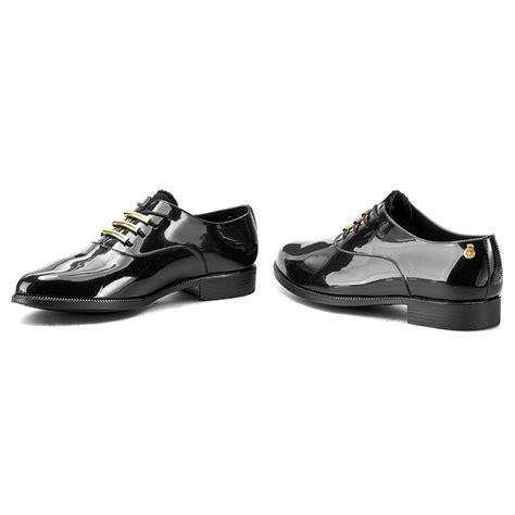 Jelly Shoes Mta 003 01 oxfords lemon jelly 01 black oxfords low