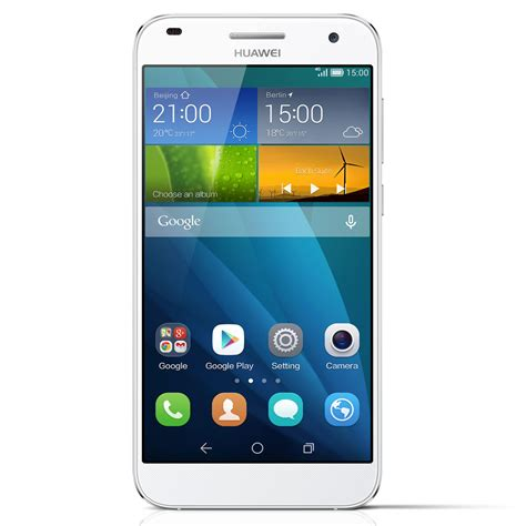 huawei ascend mobile huawei ascend g7 blanc mobile smartphone huawei sur
