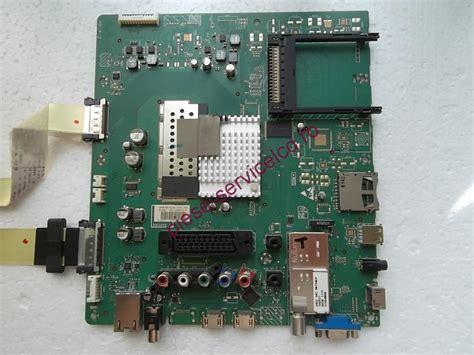 Mainboard Sharp 32 Le265i 1 mainboard ssb 313929711951 sharp www piese servicelcd ro