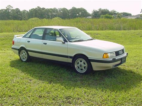 Old Audi For Sale by Audi Other 1991 Audi 90 Quattro 20v For Sale Coupe