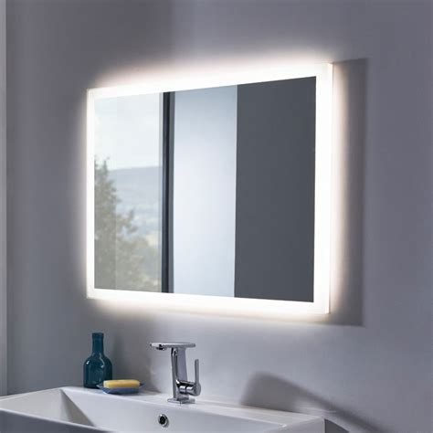 roper rhodes bathroom mirrors roper rhodes intense illuminated mirror mle500
