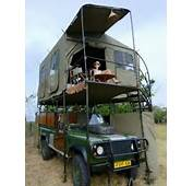 The Car  What Else Camping Land Rover Style Outdoor Adventures