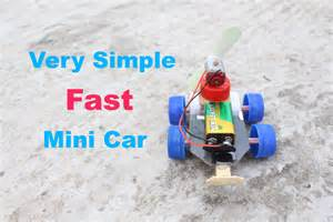 who makes the mini car how to make a fast mini electric car using dc