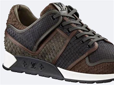 Louis Vuitton Kd louis vuitton quot python quot sneakers sneakernews