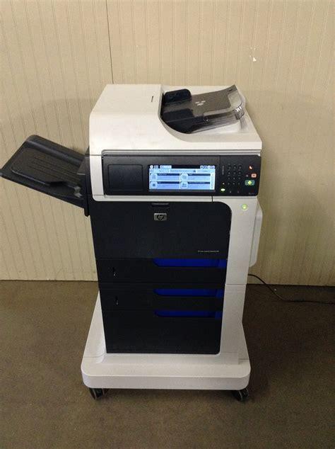 nvram reset hp 4540 hp laserjet cm4540 mfp all in one laser printer