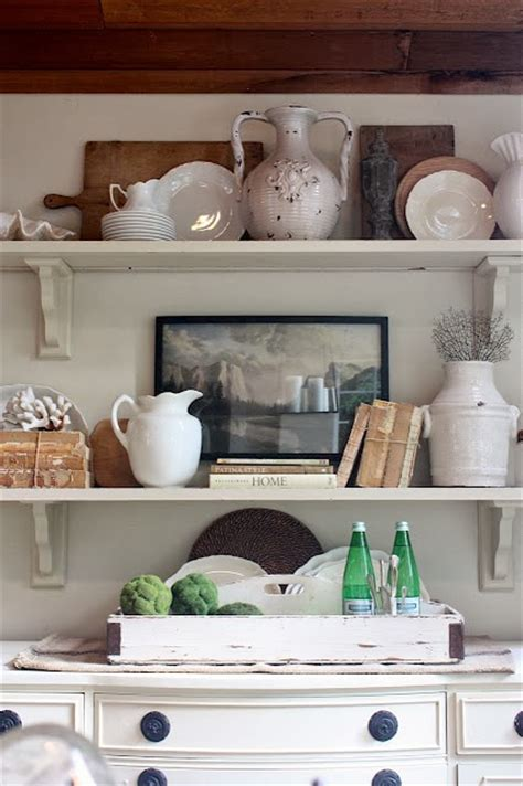 decorating shelves in the dining room celebrations at home dining room shelving ideas 187 dragonfly designs
