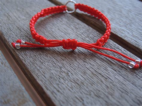 More Chinese knotting cord bracelets ? Blueberry Hill Crafting