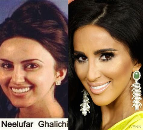 jessica parido shahs of sunset before plastic surgery lilly ghalichi is married pics page 2 lipstick alley