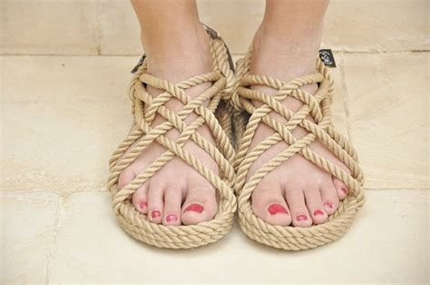 how to make rope sandals gurkee rope sandals i shoes