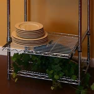 sliding wire shelves wire pull out shelves sliding shelving on guided track