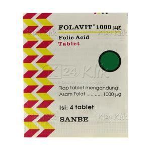 Tablet Folavit jual beli folavit 1mg str k24klik