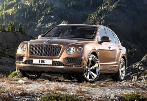 bentley bentayga 2015 official 2016 bentley bentayga gtspirit