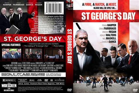 s day 2012 st george s day dvd custom covers st george s