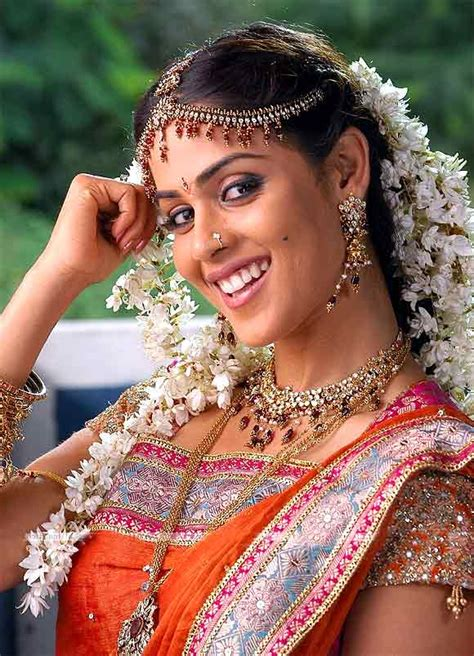 sindhi film stars in bollywood genelia d souza in ready bollywood brides pinterest