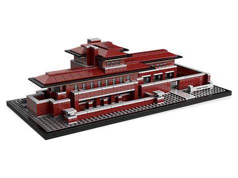 Robie House Lego Shop