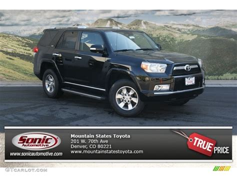 Toyota 4runner 2013 by 2013 Black Toyota 4runner Sr5 4x4 70925615 Gtcarlot