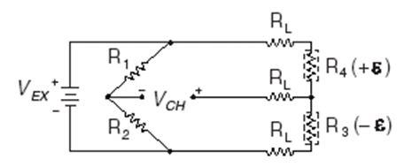 wheatstone bridge offset compensation circuit diagram of load cell load cell circuit diagram pdf theindependentobserver org