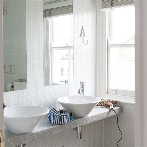 white mosaic bathroom white bathroom with mosaic tiles bathroom decorating