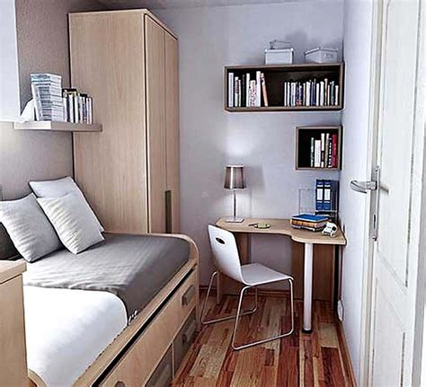 desain kamar tidur ukuran  sederhana  minimalis
