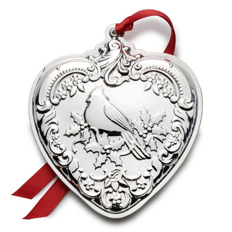 wallace grande baroque heart 2016 wallace christmas