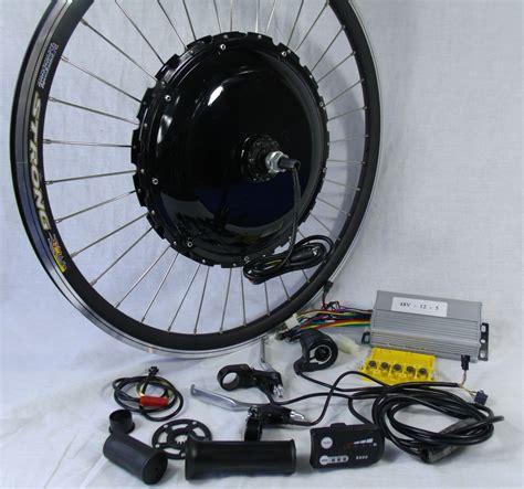 bicycle kits cycles 1000watt hub motor kit