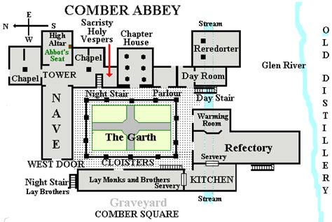 Monastery Floor Plan fire escape diagram drawing fire free engine image for