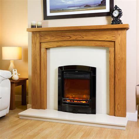 Oak Fireplace Fireplace Chunky Oak Surround Oakfiresurrounds Co Uk