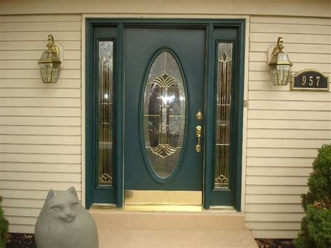 front door with oval window photos of replacement windows in chester county pa
