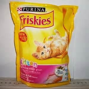 Friskies Kitten 400gr review makanan kucing friskies kitten radiokucing