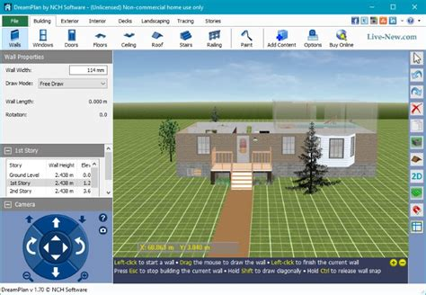 dream plan home design software 1 04 download dreamplan home design software 2 12 live new com