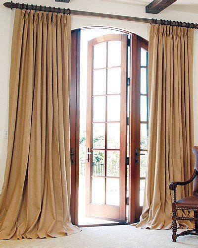 outdoor burlap curtains best 25 burlap drapes ideas on pinterest burlap living