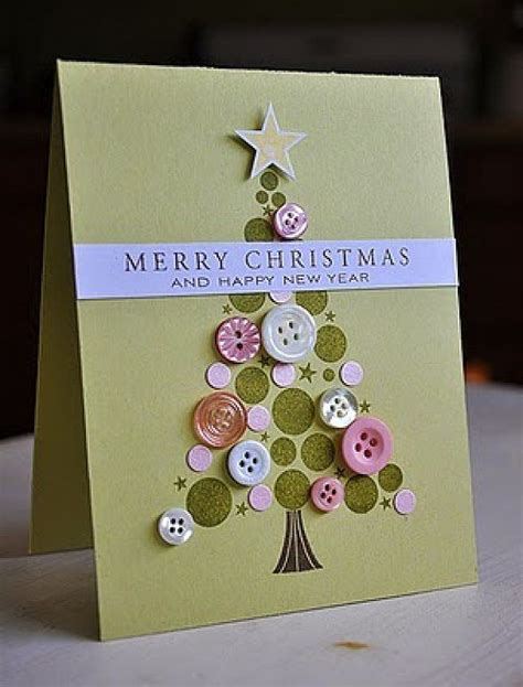17 best ideas about homemade christmas cards on pinterest