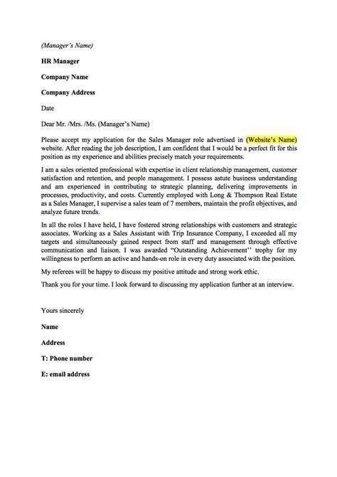 insurance letter template sle insurance marketing letters