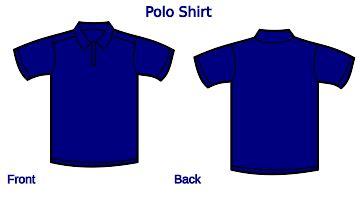 Polo Shirt Kaos Kerah 2 One Flag Pusamania Borneo One Pride blue polo shirt tempalte svg clip arts clip png icon arts