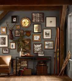 Cabin Wall Decor by Rustic Gallery Wall Cabin Fever Rustic