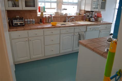 Kitchen Floor Paint Ideas Charming Traditional White Kitchen Design With Two Tone Kitchen Cabinets As Well As Vintage