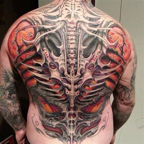 biomechanical tattoo ink master tattoo by brad bako tattoo art pinterest tattoo art