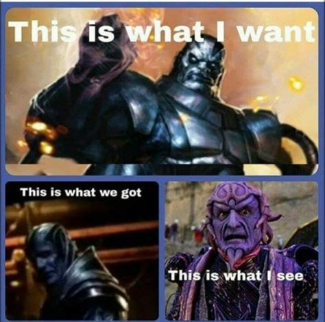 Apocalypse Meme - this apocalypse cosplay is what fans want for x men