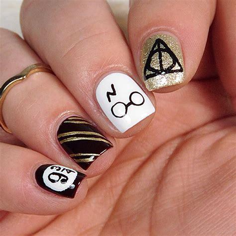 Harry Potter Nail