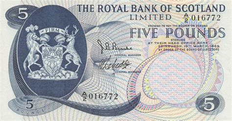 royal bank limited exchange your leftover money from scotland scotland