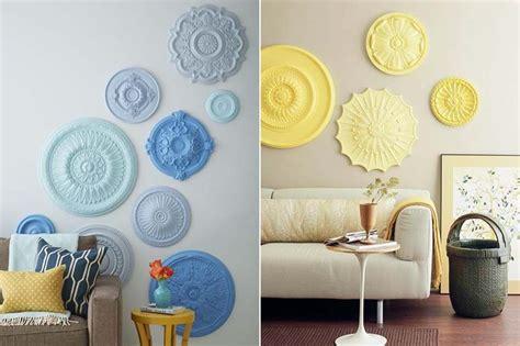 decorare le pareti idee per decorare le pareti i rosoni da parete