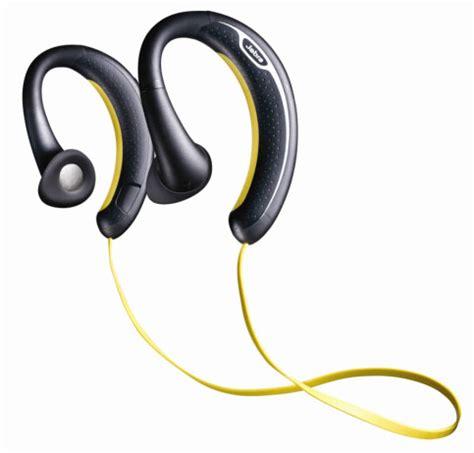 Headset Bluetooth Jabra Sport jabra debuts sport bluetooth and corded headsets slashgear