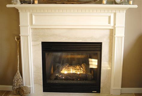 Fireplace Mantel White white fireplace mantel makeover living rich on lessliving rich on less