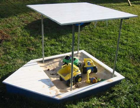 blue boat sandbox sailboat sandbox