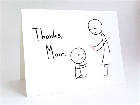 cute mothers day cards cute mother s day card funny birthday card for mom