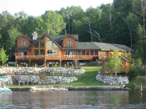 dream log home log cabin homes for sale and log cabin mullett lake home for sale northern michigan lakefront
