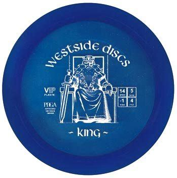Westside Elasto King 170 176g by Disc Sports