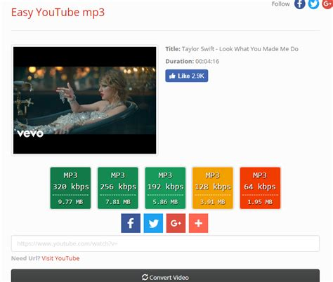 download mp3 from youtube review easy youtube mp3 com review and tutorial step 4 finally