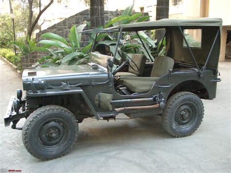 jeep war ford jeeps ww2